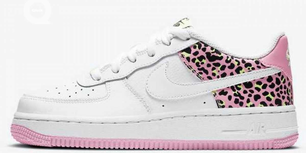 Misplaced Swoosh Nike Air Force 1 Low Basketball Shoes