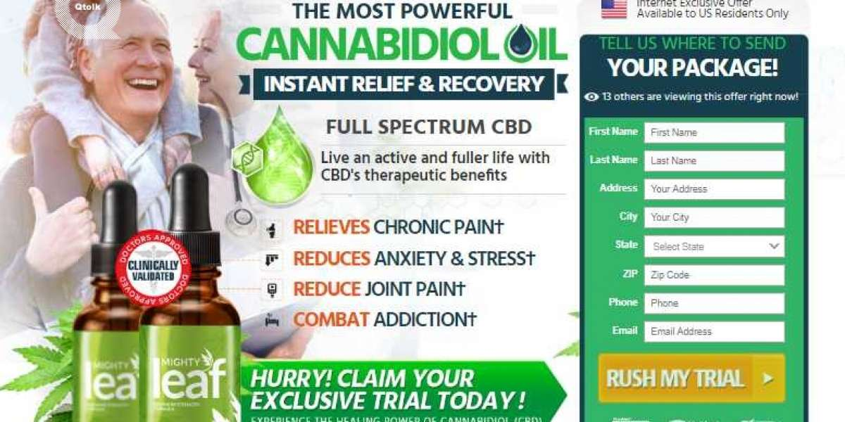 Mighty Leaf CBD Oil Is Crucial To Your Business. Learn Why!