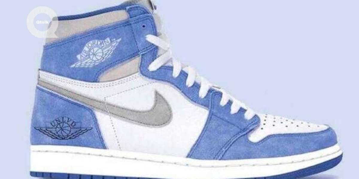 Air Jordan 1 High OG Light Smokey Grey Hyper Royal for Online Sale