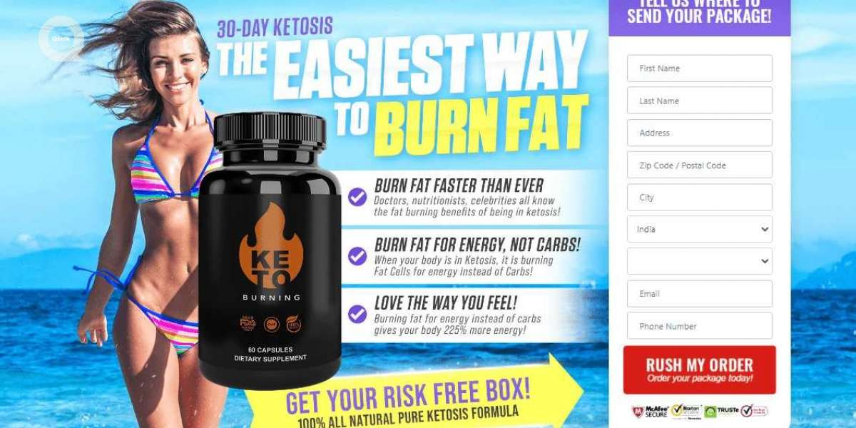 Keto Burning : Secret Solution To Lose Weight Fast!