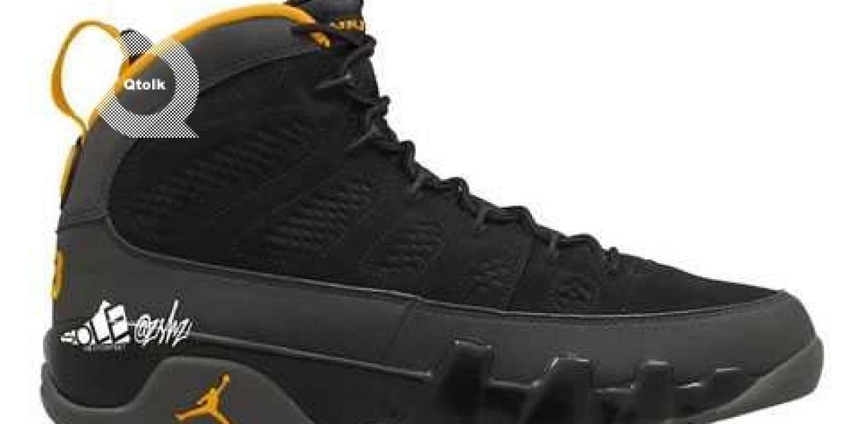 "2021 Air Jordan 9 ""University Gold"" CT8019-070 Release Date"