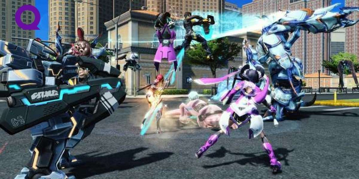 Phantasy Star Online 2 PC will be released in May 2020