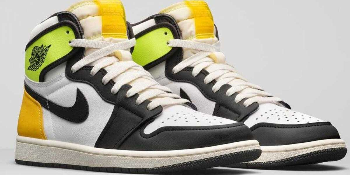 Hot Air Jordan 1 Bright Volt University Gold Releasing In Spring 2021