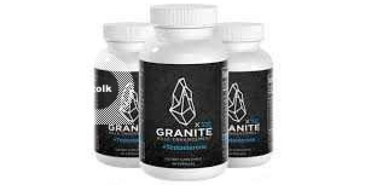Granite Male Enhancement Pills | Official