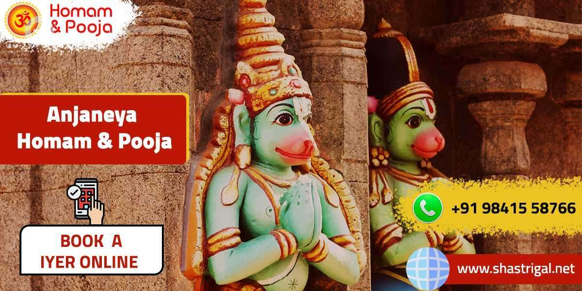 Are You Searching For Online Homam and Pooja Booking Services? Looking For Pandits in Chennai?